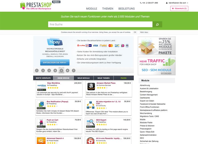 PrestaShop-Addons
