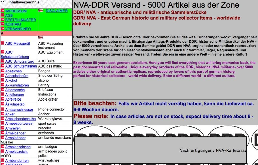 DDR_NVA_Versand